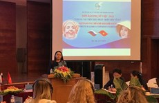 Vietnam – Russia women's forum held in Hanoi