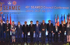 Southeast Asian education chiefs meet in Malaysia