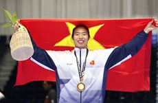 Vietnam bring home three Asian karate championship bronze medals