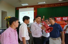 USAID helps Thua Thien-Hue with natural disaster early warning gears