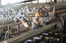 Vietnam exports 2.24 billion USD worth of steel and iron in H1