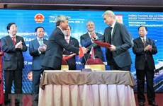 Thanh Hoa promotes investment, trade, tourism in Moscow