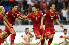 Vietnam optimistic ahead of World Cup qualifying round