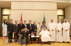 54th ASOSAI Governing Board meeting held in Kuwait