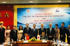 JICA, VASS step up cooperation for Vietnam's sustainable development