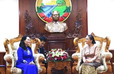 HCM City, Laos' Vientiane step up cooperation