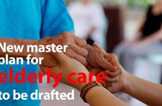 Thailand to work on new master plan for elderly care