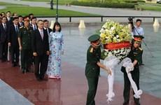Cambodia ceremony commemorates Vietnamese martyrs