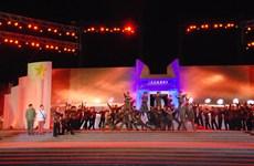 Quang Tri: art programme commemorates fallen soldiers