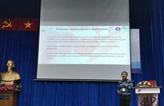 Bio-tech has enormous practical importance in Vietnam: conference