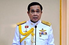 Thai PM pledges to lead country on path of progress