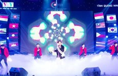 ASEAN+3 pop singing contest opens in Quang Ninh