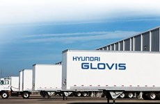 Hyundai's logistics arm opens first Southeast Asian office in Vietnam