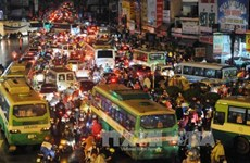 Ho Chi Minh City installs more traffic surveillance cameras