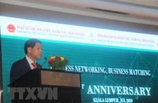 Vietnam, Malaysia seek to expand trade ties
