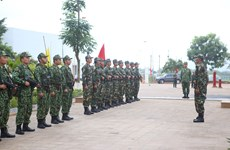 Exchange programme promotes Vietnam-Laos friendship