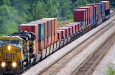 Rail freight transport decreases in H1