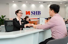 Commercial bank SHB's pre-tax profit surges 57 percent in Q2