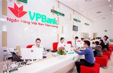 VPBank posts 44 percent increase in pre-tax profit