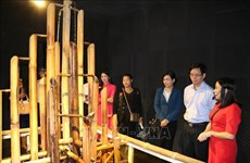 Dak Nong opens sound exhibition house