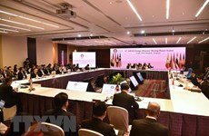 AMM-52: ministers discusses series of regional issues