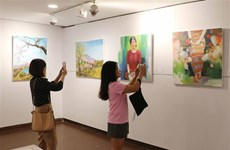 Da Nang hosts first international fine arts exchange workshop & exhibition