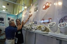 Zhejiang export fair opens in HCM City