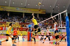 Quang Nam to host int'l women's volleyball tournament
