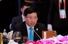Vietnamese FM co-chairs 10th MGC Ministerial Meeting