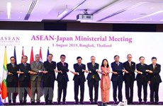 Vietnam co-chairs ASEAN-Japan Ministerial Meeting