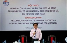 RoK shares innovation experience with Vietnam: workshop