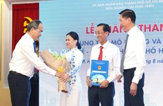 HCM City opens socio-economic simulation, forecast centre