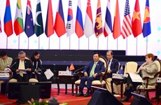 26th ASEAN Regional Forum kicks off in Bangkok