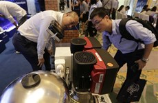 Denmark's pump products on display in Hanoi