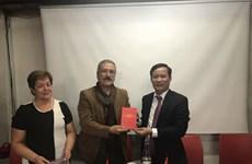 Vietnamese, Colombian communist parties boost cooperation