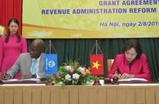 WB, Japan help Vietnam improve taxation management