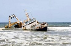 Indonesian fishing boat sinks, four dead and 31 missing