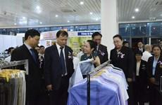 Int'l East-West Economic Corridor trade fair opens in Da Nang