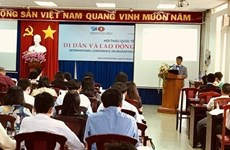 Protection of migrants' rights highlighted at Ho Chi Minh City conference