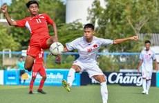 Vietnam beat Myanmar 3-0 in regional U15s