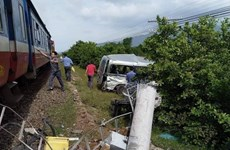 Vietnam Railway proposes measures to curb rail accidents