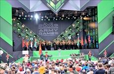 Vietnam attends International Army Games in Russia