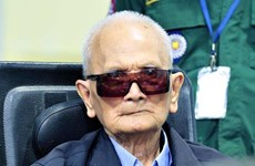 Former Khmer Rouge strongman dies at 93
