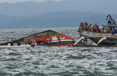 Dozens killed in consecutive boat incidents in Philippines