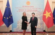 EU aims to step up cooperation with Vietnam