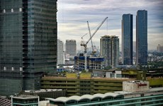 Indonesia's economy posts lowest quarterly growth in two years
