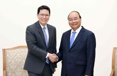 Prime Minister receives Thai central bank governor