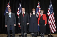Australia, US, Japan concerned about Chinese behaviour in East Sea