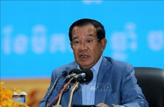 Cambodian Prime Minister calls for joint efforts to combat terrorism