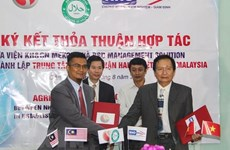 Vietnam-Malaysia Halal certification centre established in Can Tho